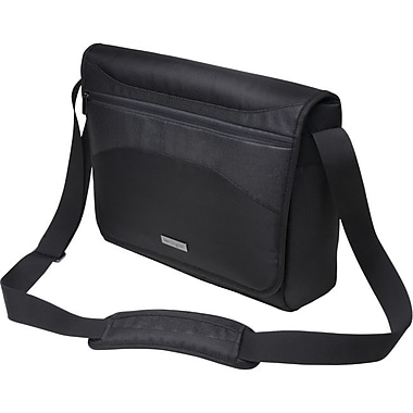 Kensington Triple Trek Messenger Carrying Case for 14in. Ultrabook