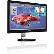 Philips 272P4QPJKEB Brilliance 27 LCD Monitor With Webcam