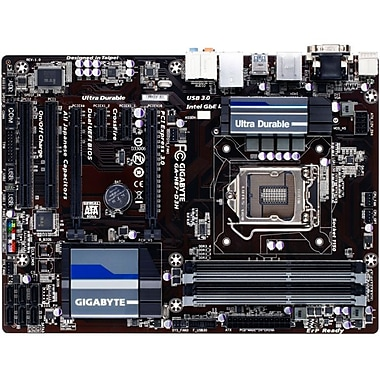 GIGABYTE GA-H87-D3H Ultra Durable 5 Plus (rev. 1.0) Intel H87 32GB Desktop Motherboard