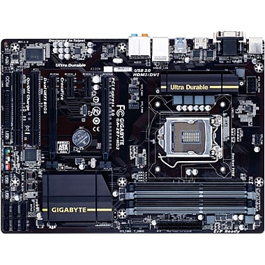 GIGABYTE GA-Z87-HD3 Ultra Durable 4 Plus (rev. 1.0) Intel Z87 32GB Desktop Motherboard