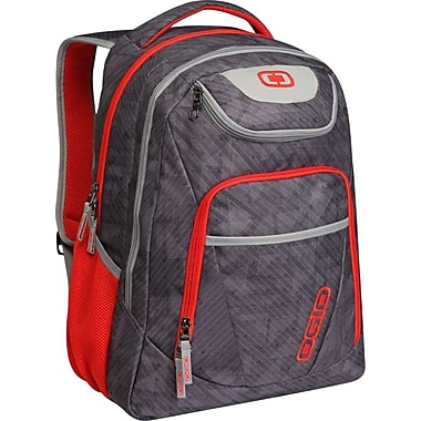 OGIO Tribune 17in. Backpack for Notebook/iPad/Tablet/Digital Text Reader, Cynderfunk