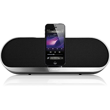 Philips DS7880/37 Docking Speaker System with Bluetooth For iPhone 5, iPod Nano 7G & iPod Touch 5G