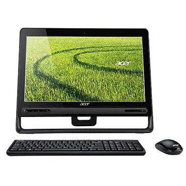 Acer™ AZC-102-UR20 AMD E-Series E1-1500 1.48 GHz Widescreen LED All-In-One PC
