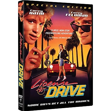 License to Drive (DVD)