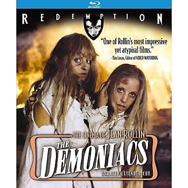 Demoniacs: Extended Edition (BLU-RAY DISC)