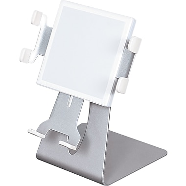 Balt HG 66650 Desktop E-Reader Stand, White/Gray