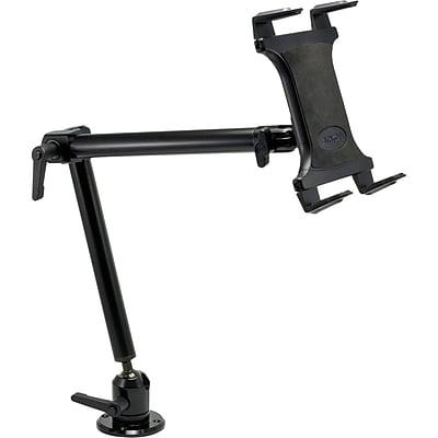 Arkon Heavy-Duty Drill Base Tablet Mount, TAB803, Universal, Black IM1KV6763