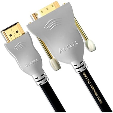 Accell® UltraAV 32' Standard HDMI Cable With DVI Connector