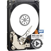"Western Digital® AV-25 250GB 2 1/2"" SATA/300 Internal Hard Drive"