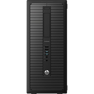 HP® ProDesk 600 G1 Intel Core i5-4670 Desktop Computer