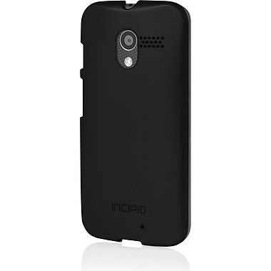 Incipio® Feather SHINE Ultra Thin Shell Case For Moto X, Black