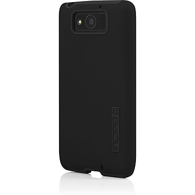 Incipio® DualPro Hard Shell Case For Motorola Droid Ultra, Black/Obsidian Black