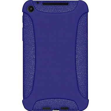 Amzer® Silicone Skin Jelly Case For Google New Nexus 7, Blue