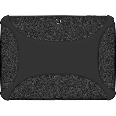 Amzer® Silicone Skin Jelly Case For 10.1in. Samsung Galaxy Tab 3, Black