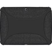 "Amzer AMZ96101 Premium Silicone Skin Case for Samsung Galaxy Tab 3 10.1"" K-12/P5200/P5201/P5220, Black"