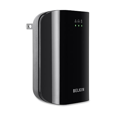 Belkin® F5D4077 VideoLink Powerline Internet Adapter