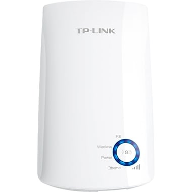 TP-LINK® TL-WA850RE Universal Wireless Range Extender, 300 Mbps