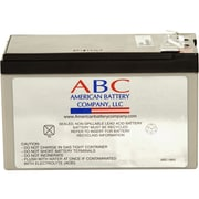 ABC APC RBC110 12 VDC UPS Replacement Battery