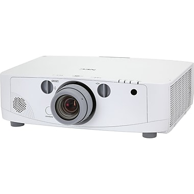 NEC NP-PA500X Advanced Professional Installation LCD Projector W/Lens, XGA