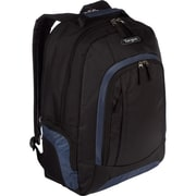 Targus® Urban II 16 Laptop Backpack For Notebook, Black/Navy