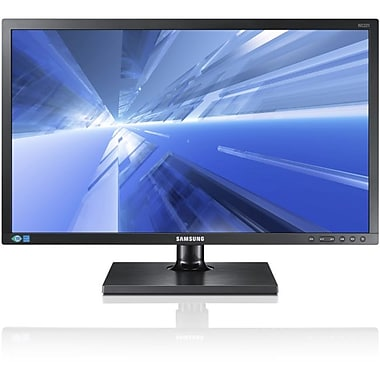 Samsung NC221 21 1/2in. All-in-One Zero Client Cloud LCD Display, Black