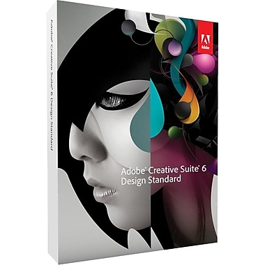 Adobe® Creative Suite® v.6.0 Design Standard Software For Mac [Student & Teacher Edition]