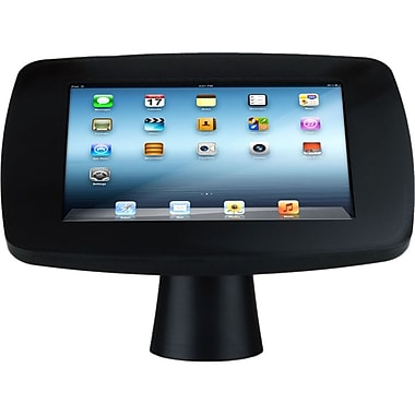 Tryten® T2425 Kiosk Stand Secure Mount For iPad, Black