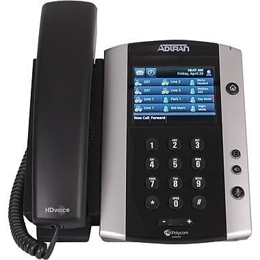AdtranMD – Téléphone câblé Vvx 500 IP 1202855G1, noir