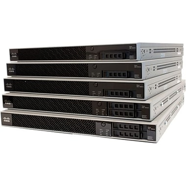 Cisco® ASA5525-K9 Network Security/Firewall Appliance, 750 Ipsec VPN