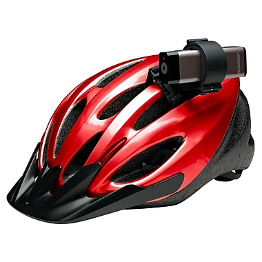 Looxcie Vented Helmet Mount For Looxcie HD Camera