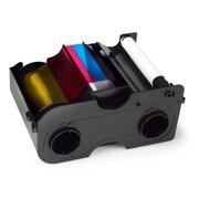 Fargo Dye Sublimation/Thermal Transfer Ribbon Cartridge For DTC 300 Printer, YMCKOK