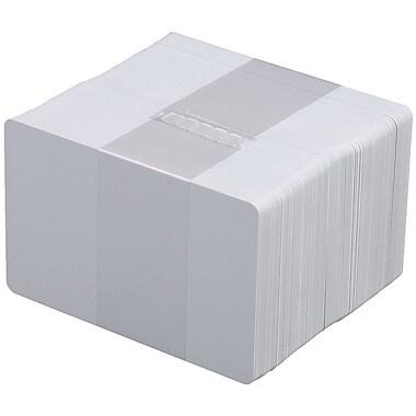 Fargo 81758 PVC Ultra Cards, White, 500/Pack