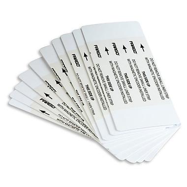Fargo 82133 Vinyl Pouches For Fargo DTC 300, 500-LE, Clear