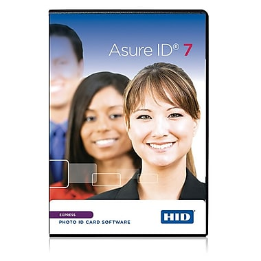 Fargo Asure ID v.7.0 Express Full Version Software