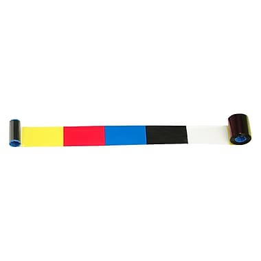Zebra® Technologies I Series Ribbon For Zebra® ZXP Series Printer, YMCK-K
