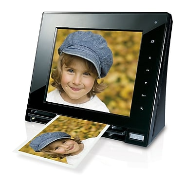 Mustek PFA6L Digital Photo Scanner With 8in. LCD