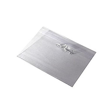 Blanks/USA NBH1SP Name Tag Holders, Clear, 100/Pack