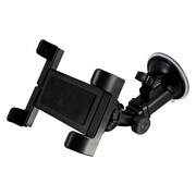 Bracketron Universal Tablet Windshield Mount, Black
