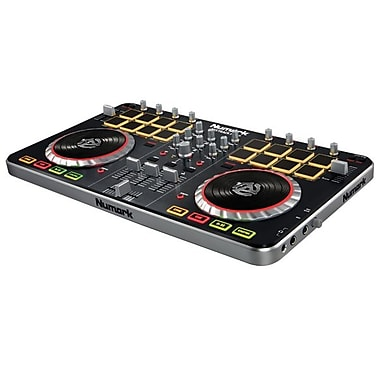 Numark Mixtrack Pro II 2-Channel DJ Controller With Audio I/O