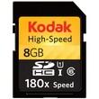 Lexar KSD8GBHSBNA200 200x SDHC UHS-I Card, 8GB
