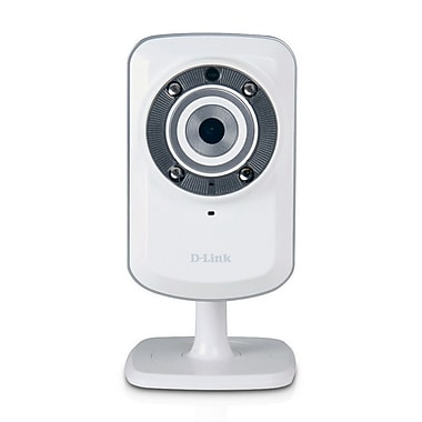 D-Link DCS932LHSNBUN Mydlink Enabled Wireless N Day/Night Home Network Camera
