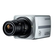 Samsung SCB-2001 High Resolution Low Light Analog Box Camera, Silver