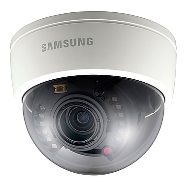 Samsung SCB-2080R High Resolution IR Dome Camera, Ivory