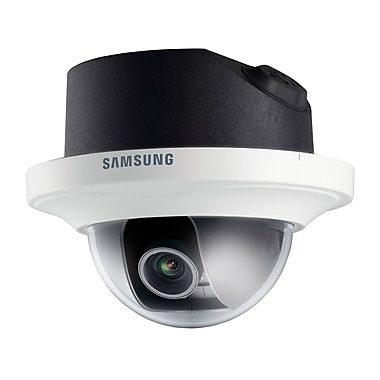 Samsung SND7080 Full HD Network Dome Progressive Camera
