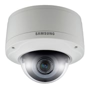 Samsung SNV-7080 Full HD Network Vandal Resistant Dome Camera, Ivory
