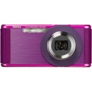 Pentax 1.83(H) x 3.97(W) x 0.88(D) Optio LS465 Point and Shoot Digital Camera, 16 MP, Ruby Pink