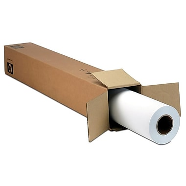 HP 60in. x 100' Universal Heavy-Weight Coated Paper, Matte
