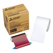 """Mitsubishi 6"""" x 9"""" Paper Roll and Inksheet For CP-9500DW, CP-9550DW and CP-9800DW Printers"""