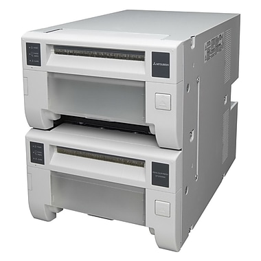 Mitsubishi CPD707DW Digital Color Double-Deck Printer