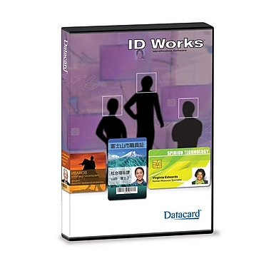Datacard 571897-002 ID Works v.6.5 Basic Edition Software